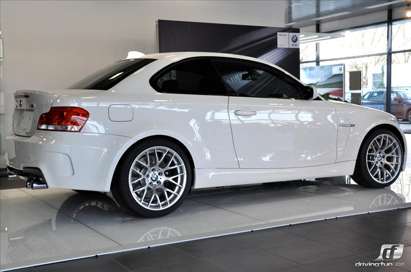 bmw serie 1m en alpine white s rie 1 m coup e82 m passion. Black Bedroom Furniture Sets. Home Design Ideas